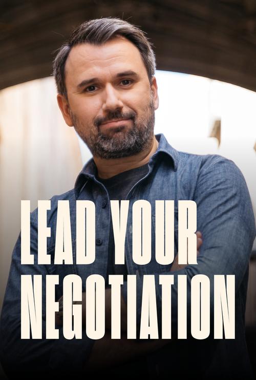 Lead your negotiation