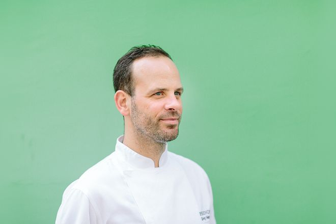 Grégory Marchand: Michelin-starred chef and entrepreneur