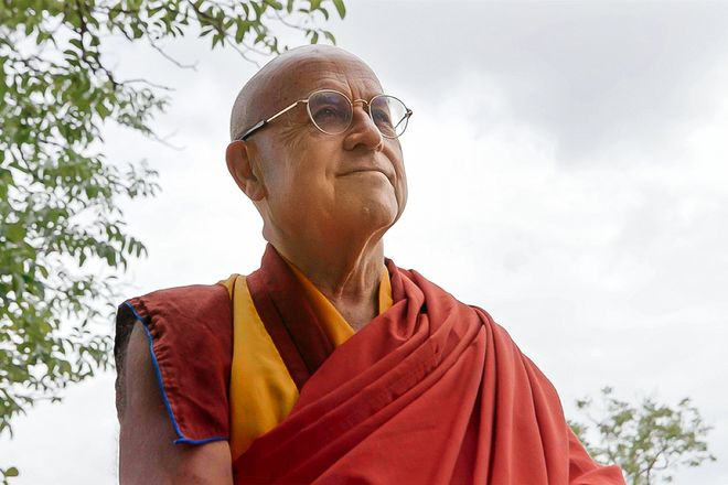 Matthieu Ricard: The way to happiness – at work!