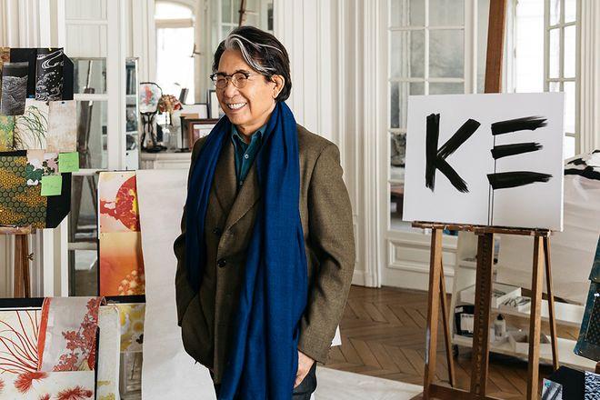 Kenzo Takada: designer