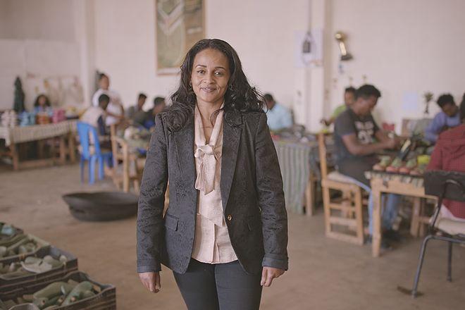 Bethlehem Tilahun Alemu : businesswoman éthiopienne