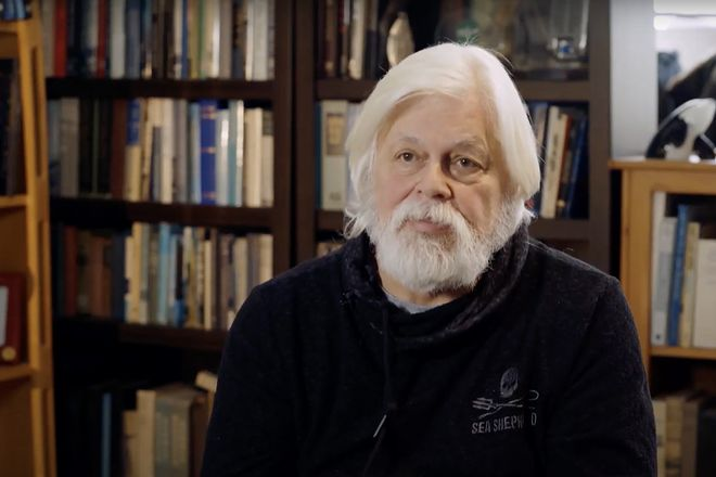 Paul Watson: thinking outside the box