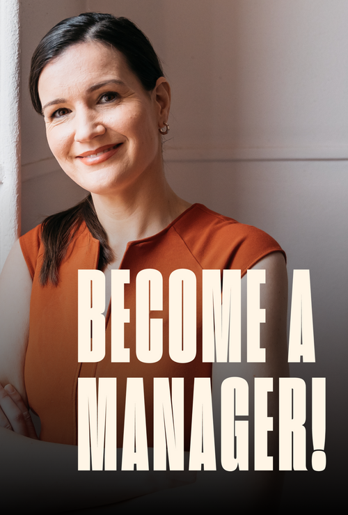 Become a manager!